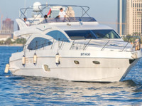 Boat Tour Dubai-yacht rental Dubai (2) - Yachts & Sailing