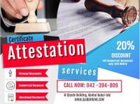 GloboPrime Attestation Services In UAE (1) - Translations