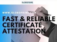 GloboPrime Attestation Services In UAE (4) - Translations