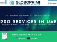 GloboPrime Attestation Services In UAE (6) - Translations