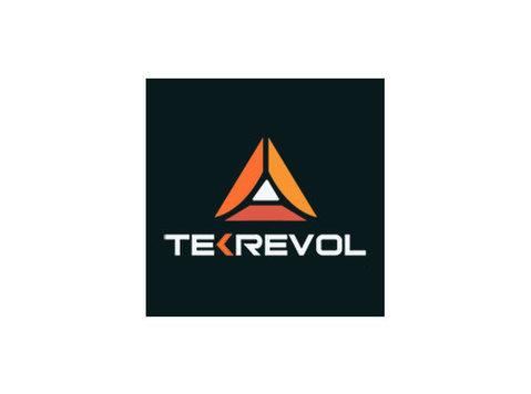 TekRevol LLC - Σχεδιασμός ιστοσελίδας