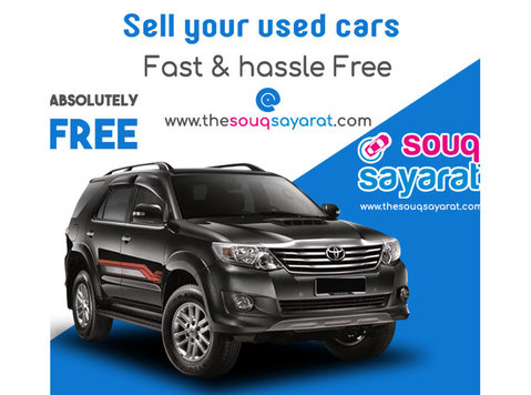 Souq Sayarat - Car Dealers (New & Used)