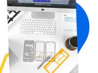 Reviei Technologies (5) - Webdesign
