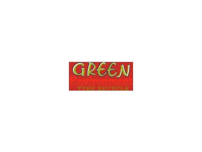 Green Environment Tyre Recycle - Home & Garden Services