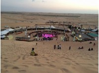Desert Safari in Abu Dhabi (6) - Travel sites