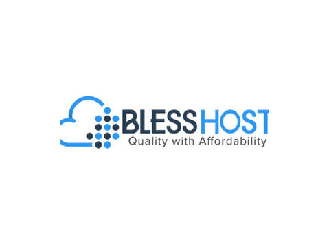 Bless Host - Webdesign