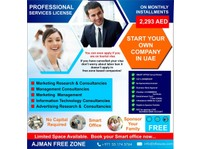Elegant Businessman Services LLC (2) - Company formation