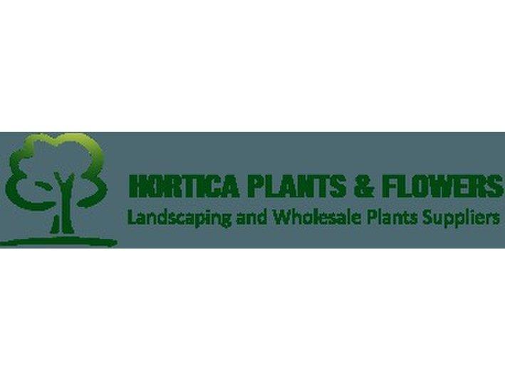 Hortica植物&花 - Gardeners & Landscaping