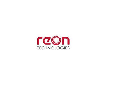 Reon Technologies - Webdesign