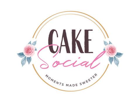 Cake Social - Продовольствие и напитки