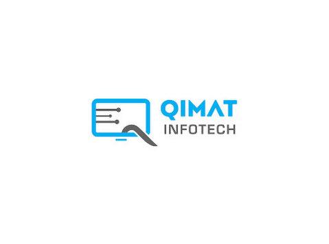 Qimat Infotech - Webdesign