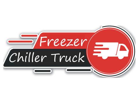 Freezer Chiller Refrigerated Truck & Chiller Van Rental - Auto