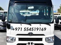 ms Bus rental & Minivan Minibus Rental in Dubai (1) - Stadttouren