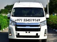 ms Bus rental & Minivan Minibus Rental in Dubai (4) - Stadttouren