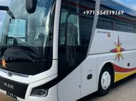 ms Bus rental & Minivan Minibus Rental in Dubai (5) - Stadttouren