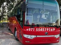 ms Bus rental & Minivan Minibus Rental in Dubai (6) - Stadttouren