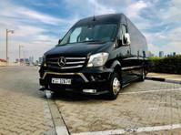 ms Bus rental & Minivan Minibus Rental in Dubai (8) - Stadttouren