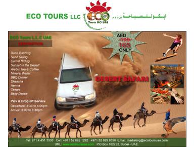 ECO Tours L.L.C UAE - Travel sites
