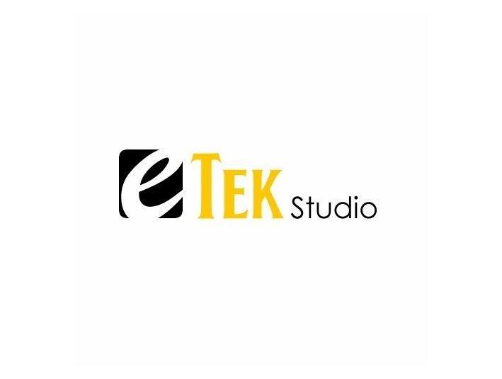 eTek Studio- Dubai - Webdesign