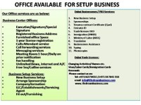 LIFE DREAM BUSINESSMAN SERVICES (7) - Office Space