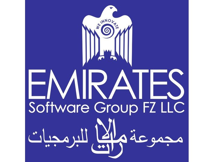 Emirates Software Group FZ LLC - Webdesign