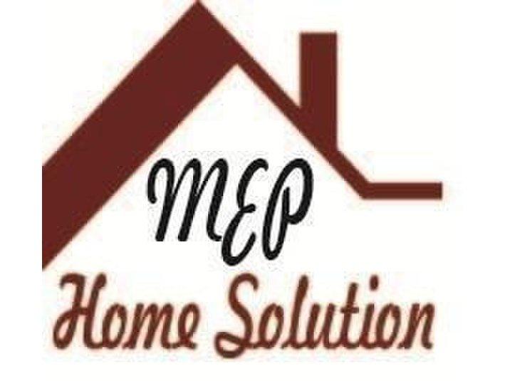 MEP Home Maintenance Company in Dubai, MEP Solution - Building & Renovation