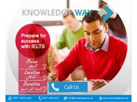 Knowledge way - Universities