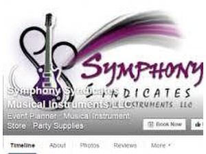 Symphony Syndicates Musical Instruments LLC - Conference & Event Organisers