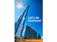 CREATIVE ZONE Business Setup Specialists, Dubai - Company formation