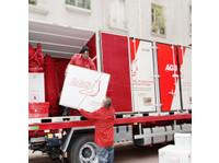 AGS - EAU Dubaï (1) - Déménagement & Transport