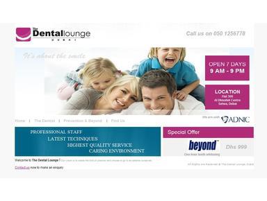 The Dental Lounge Dubai - Dentists