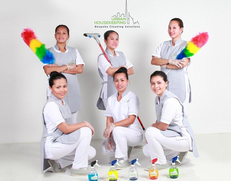 Maid Cleaning Companies Dubai Urban Housekeeping