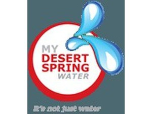 My Desert Spring Water - Food & Drink