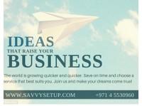Savvy Setup Businessmen Services (1) - Регистрация компаний