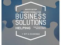 Savvy Setup Businessmen Services (4) - Регистрация компаний