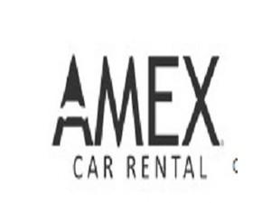 Amex Car Rental - Car Rentals