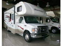 Caravan Middle East (2) - Camping & Caravan Sites