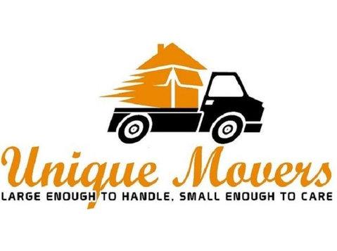 Unique Movers Dubai - Removals & Transport