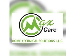 Max Care Home Maintenance Solutions Llc Dubai - Building & Renovation