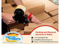 speedex packers movers dubai (3) - Traslochi e trasporti