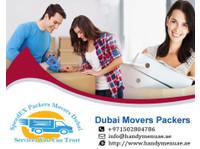 speedex packers movers dubai (7) - Traslochi e trasporti