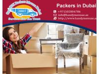 speedex packers movers dubai (8) - Traslochi e trasporti