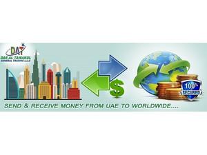 Dar al tawakul general trading llc online money transfer - Money transfers