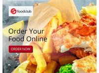 Foodclub - Online Food Delivery (1) - Food & Drink