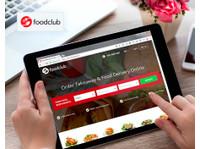 Foodclub - Online Food Delivery (2) - Food & Drink