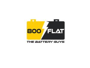 800 Flat (3528) - The Battery Guys - Riparazioni auto e meccanici