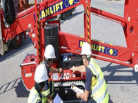 Manlift Middle East - Construction Services
