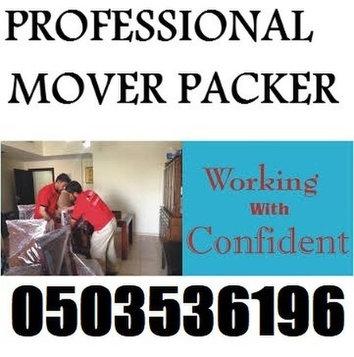 PROFESSIONAL MOVER & PACKER IN DUBAI AL BARSHA 0503536196 - Servizi di trasloco