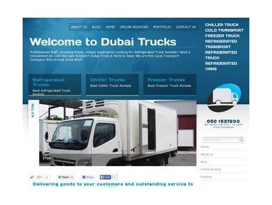 Afridi Refrigerated Transport - Removals & Transport