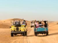 Desert Safari Dubai (2) - Tourist offices